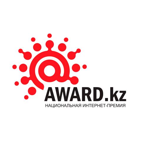 1-е место по версии Award.kz в 2014 году